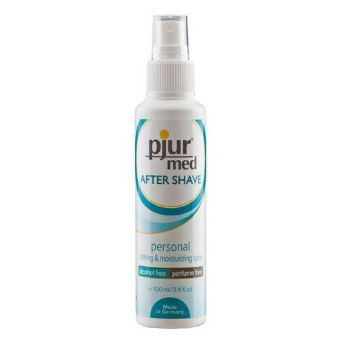 Pjur (ge) Lubrykant pjur med after shave spray 100ml (0827160111939)