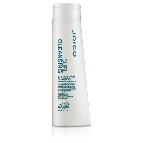 Joico Curl Cleansing - szampon do włosów kręconych bez siarczanów 300ml