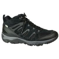 Buty outmost mid vent wp j09521 czarny 42, Merrell