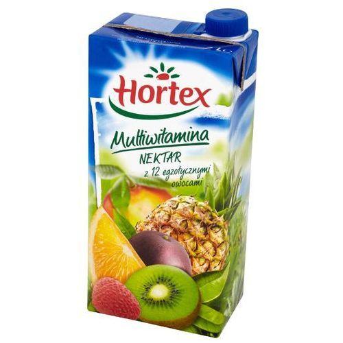 2l multiwitamina nektar z 12 egzotycznymi owocami | darmowa dostawa od 150 zł! wyprodukowany przez Hortex