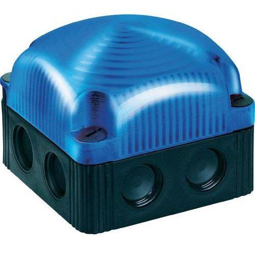Sygnalizator świetlny LED Werma Signaltechnik 853.510.60, Flesz, IP66, niebieski