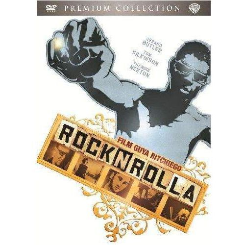 Galapagos films / warner bros. home video Rockandrolla premium collection (dvd)
