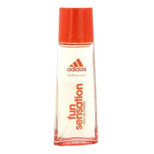 Fun Sensation 50ml marki Adidas z kategorii: wody toaletowe dla kobiet