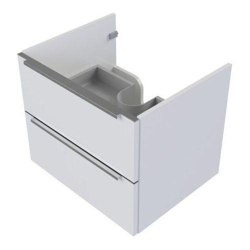 Omnires omnidream szafka podumywalkowa 60, biały połysk sd-60x