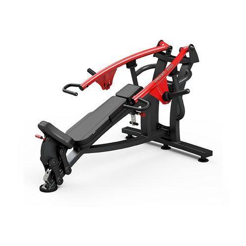 Maszyna na wolny ciężar na klatkę piersiową w skosie dodatnim mf-u004 - marki Marbo sport