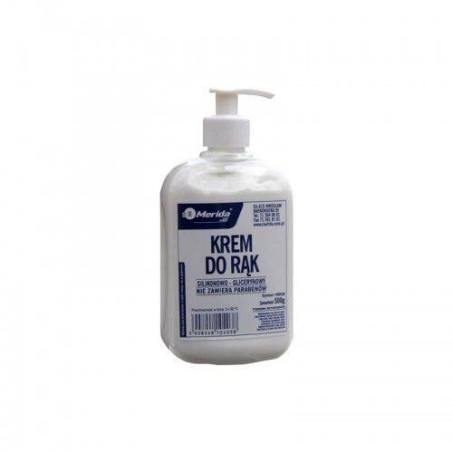 Krem do rąk 500g silikonowo - glicerynowy, bez parabenów, XMX38