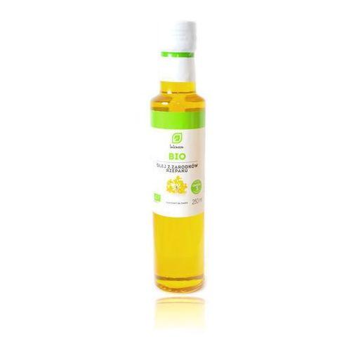 BIO Olej z zarodków rzepaku 250ml