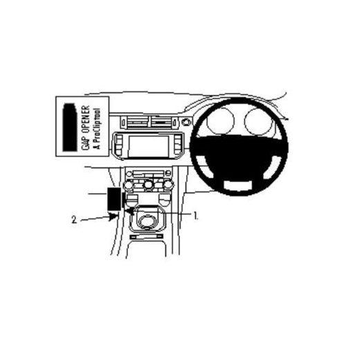 Brodit ProClip – Land Rove amdimarrange Rover Evoque 12 – 12