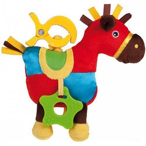 Canpol Pluszowa zabawka z klipsem z kolekcji Zamkowa 0m+, kup u jednego z partnerów