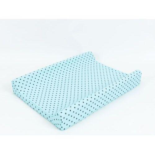 bawełniany pokrowiec profilowany na przewijak 50x70 we wzory marki Mamo-tato