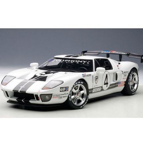 Ford GT #4 LM Spec II Race Car - Autoart