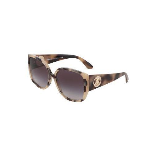 BURBERRY Okulary przeciwsłoneczne beżowy / jasny beż