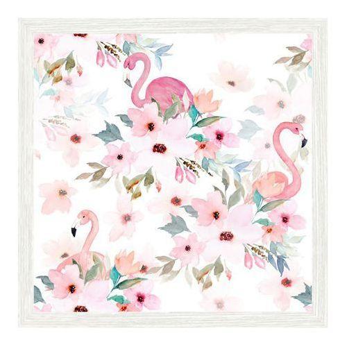 Obraz Flamingi 3 30 x 30 cm