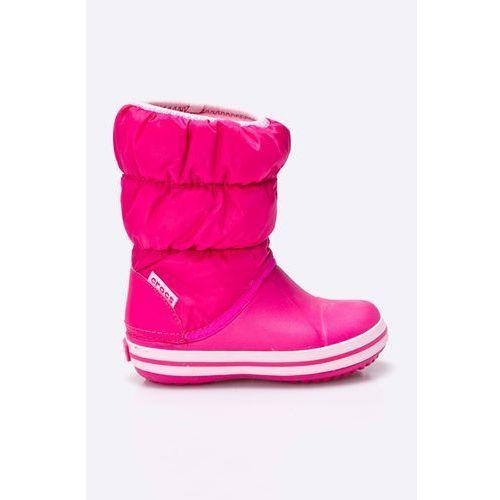 - obuwie zimowe dziecięce marki Crocs