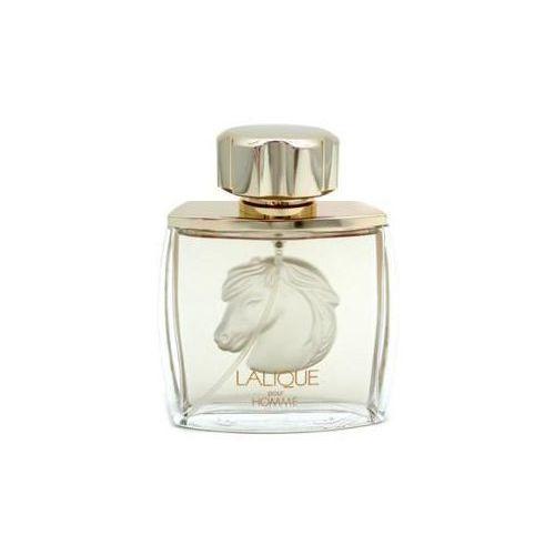 Tester -  pour homme equus woda perfumowana 75ml + próbka gratis! marki Lalique