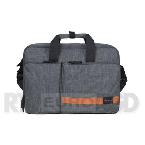 "Crumpler Shuttle Delight Business 15"" (szary) (4036957113223)"