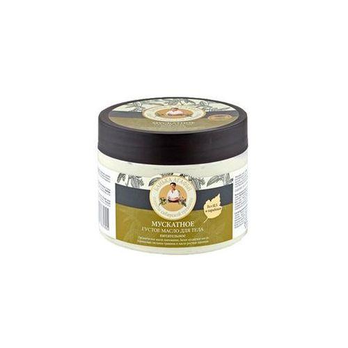 Agafi (kosmetyki) Masło do ciała regeneracyjne skóra sucha 300 ml - bania agafi - agafi