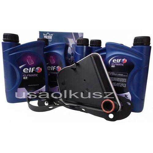 Elf Filtr oraz olej g3 automatycznej skrzyni biegów ford windstar -2000