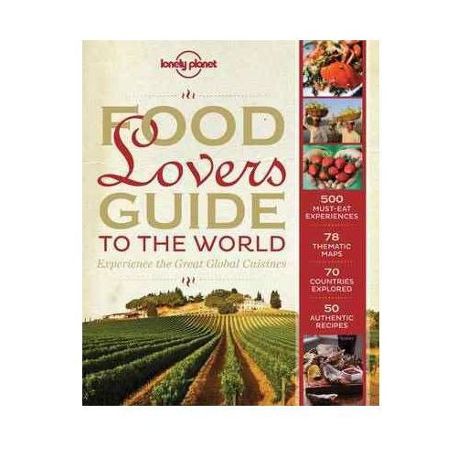 Album Lonely Planet Food Lover's Guide to the World - b?yskawiczna wysy?ka! (2012)