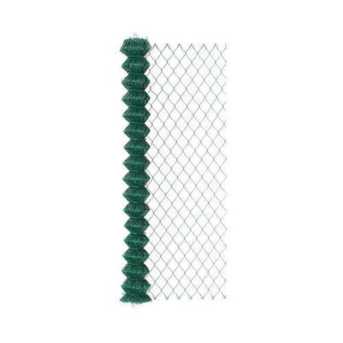 Siatka ogrodzeniowa pleciona 1.75 x 10 m zielona soc pvc marki Arcelor mittal