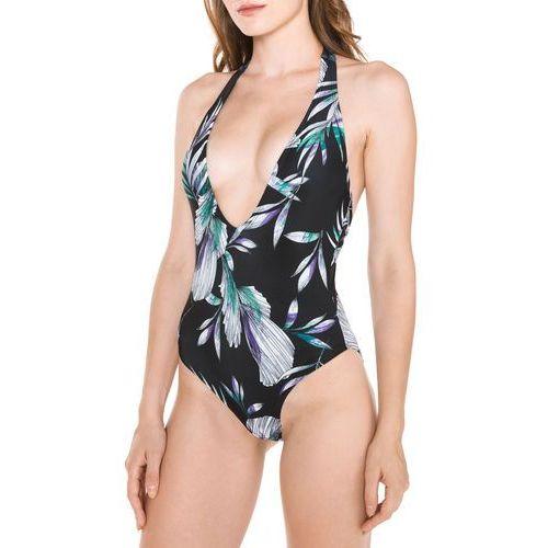 Vero Moda Kostium kąpielowy jednoczęściowy Czarny S, jednoczęściowy