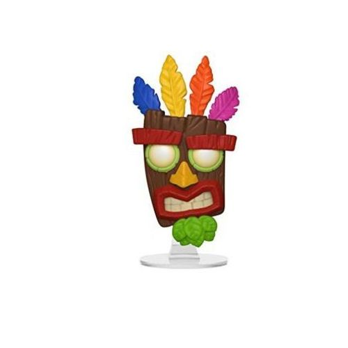 Figurka funko pop vinyl crash bandicoot aku aku marki Cd projekt