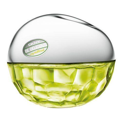 Dkny dkny be delicious crystallized woda perfumowana 50 ml tester dla kobiet (7775562246236)