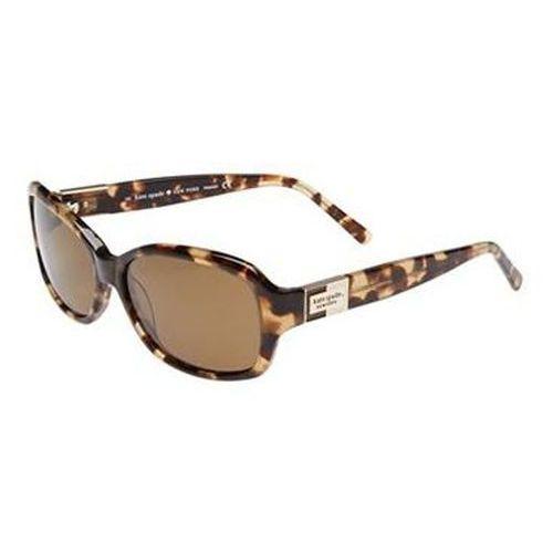 Okulary słoneczne annika/p/s polarized espp vw marki Kate spade