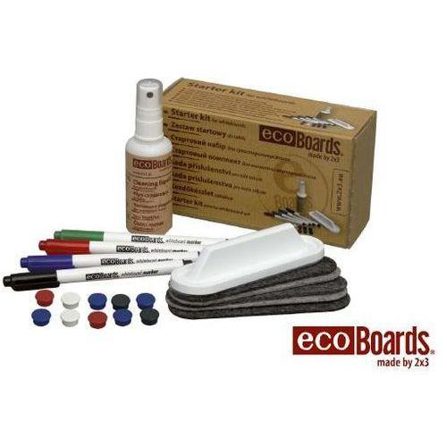 2x3 Zestaw startowy ecoBoards do tablic - Autoryzowana dystrybucja - Szybka dostawa (5907636702375)