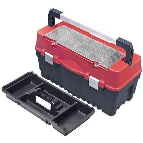 Patrol skrzynka na narzędzia formula carbo 700 rs flex czerwona (5901238237044)
