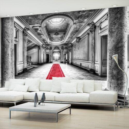 Fototapeta - tajemnica marmuru - czarno-biała marki Artgeist
