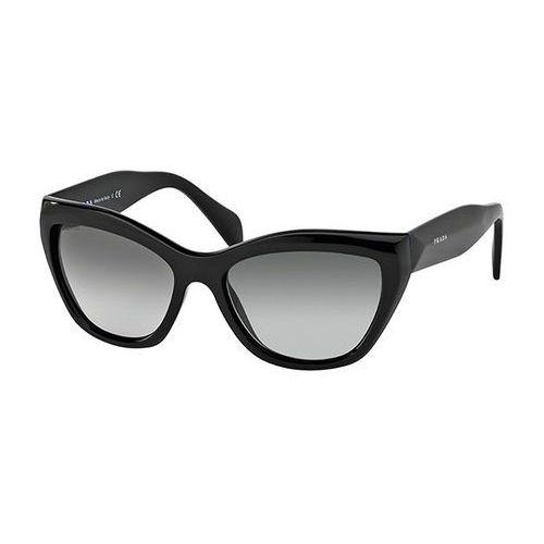 Okulary Słoneczne Prada PR02QSA JOURNAL Asian Fit 1AB0A7