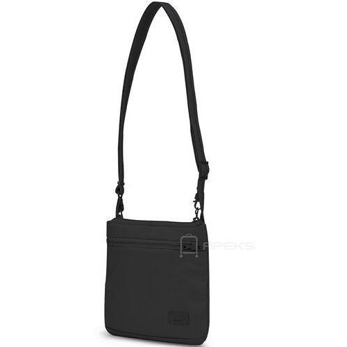 """Pacsafe citysafe cs50 mała torebka na ramię na tablet 7"""" - black"""