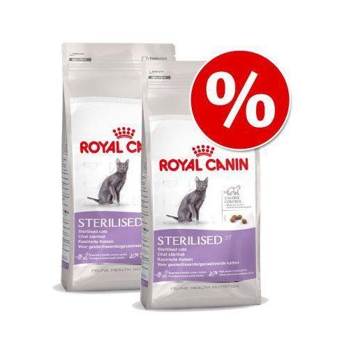Dwupak  health - sterilised 37, 2 x 10 kg od producenta Royal canin