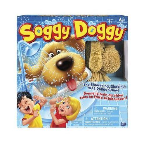 Spin master Gra soggy doggy mokry psiak - darmowa dostawa od 199 zł!!!