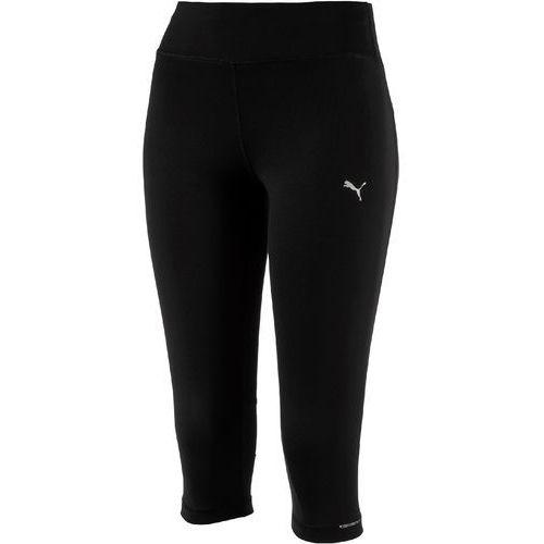 Puma  legginsy core-run 3 4 tight w black m