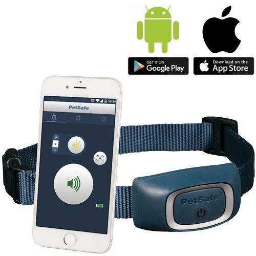 Obroża treningowa z bluetooth na smartphona - marka pet safe marki Petsafe