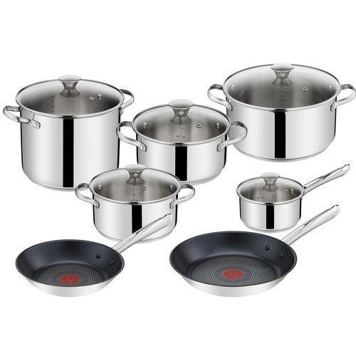 zestaw kuchenny h055sc74, 12 elementów marki Tefal