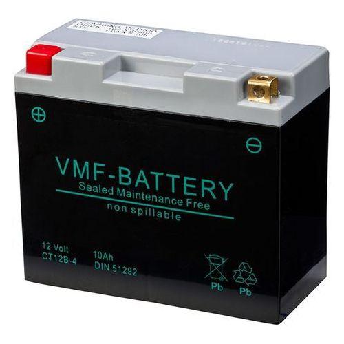 VMF Powersport Akumulator AGM 12 V, 10 Ah, FA YT12B-4