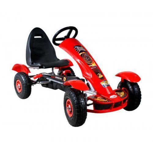 Pojazd Gokart ARTI Formula Sport czerwony - sprawdź w wybranym sklepie