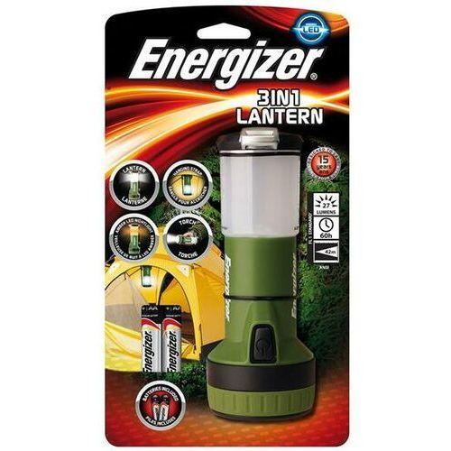 Energizer LATARKA 3W1 LANTERN 4AA DARMOWA DOSTAWA DO 400 SALONÓW !! (7638900381757)