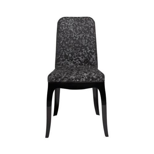 krzesło b.b. triangular czarne 15001bl marki Qeeboo