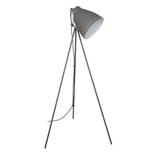 Franklin lampa podłogowa 1-punktowa szara ML-HN3068-GR+S.NICK (5900644435167)
