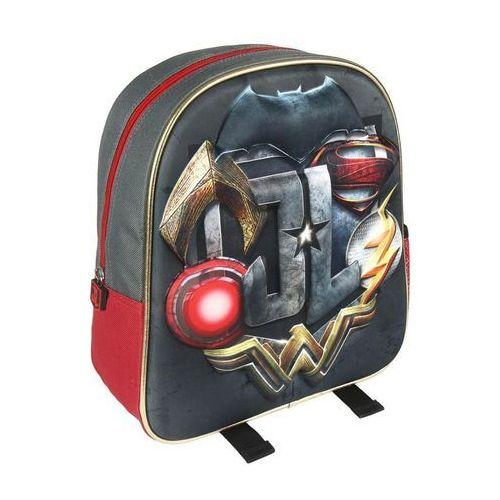 Plecak 3D Liga Sprawiedliwości (8427934993406)