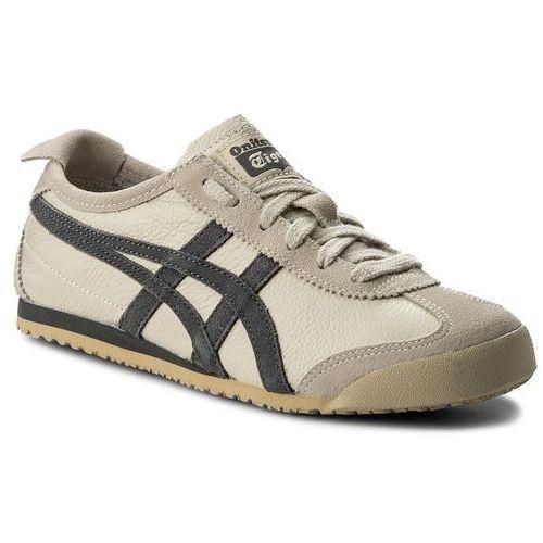 Sneakersy - onitsuka tiger mexico 66 vin d2j4l birch/carbon 0297 marki Asics