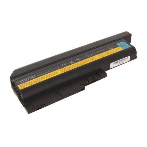 Mitsu Nowa bateria do laptopa ibm r60, t60, z60 (6600mah)