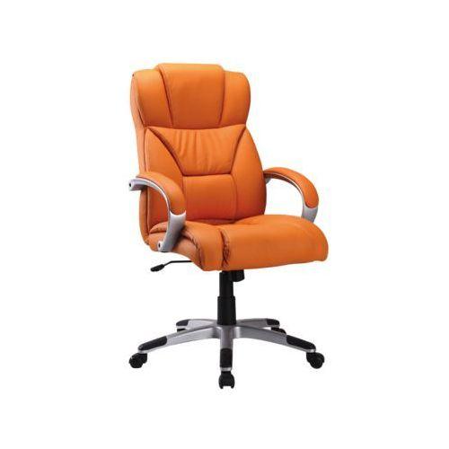 Fotel obrotowy, krzesło biurowe Q-044 orange, Q-044 OR