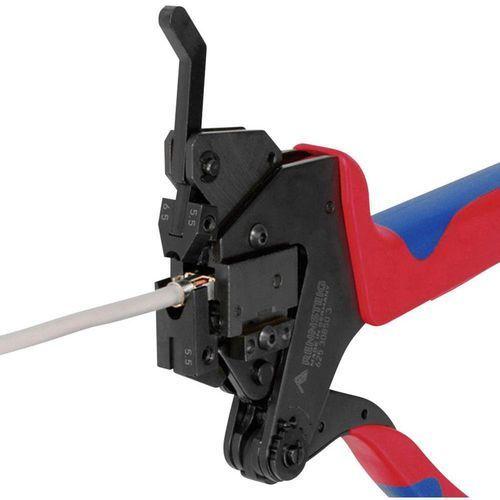 Szczypce do zaciskania Rennsteig Werkzeuge PEW12.Typ Yamaichi, 625 30855 31