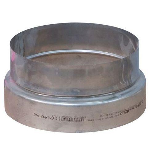 Złączka wkładu kominowego Komin-Flex powiększająca 180/200 mm (5907726538266)