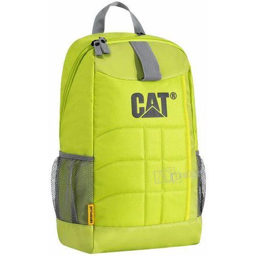 Caterpillar BENJI plecak miejski / CAT / Żółty - żółty, kolor żółty